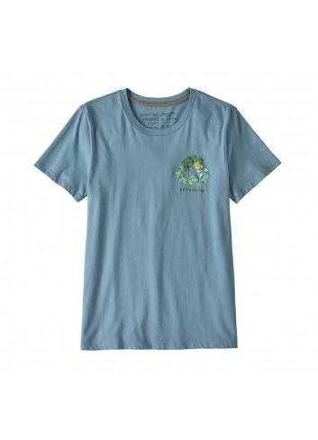 Patagonia Fiber Activist Shirt - Sky Blue_12846