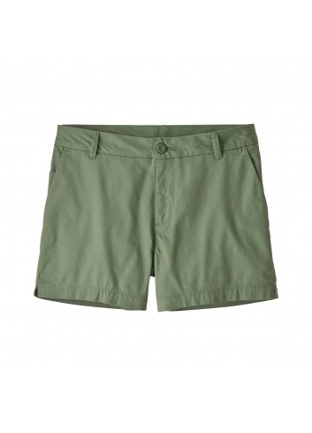 Patagonia Stretch All Wear Shorts - Green_12853