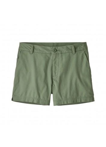 Patagonia Stretch All Wear Shorts - Green_12853
