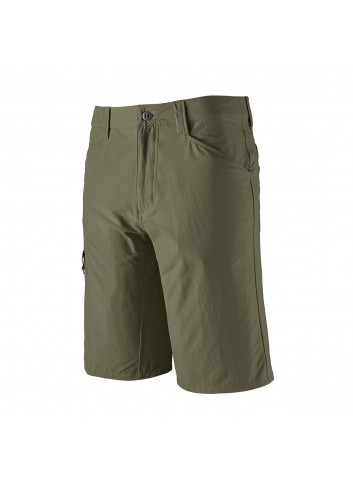 Patagonia Quandary 12inch Shorts - Green_12854