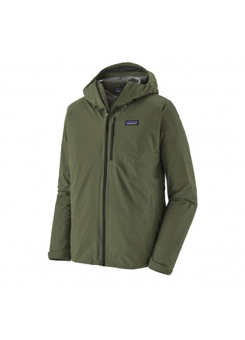 Patagonia Rainshadow Jacket - Green_12866