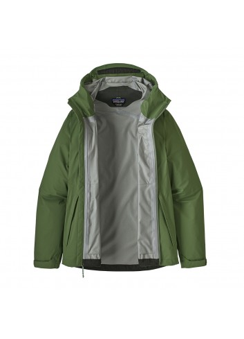 Patagonia Stretch Rainshadow Jacket - Green_12868