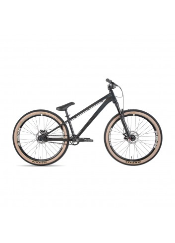Norco Rampage Team Bike - Charcoal/Black_12907