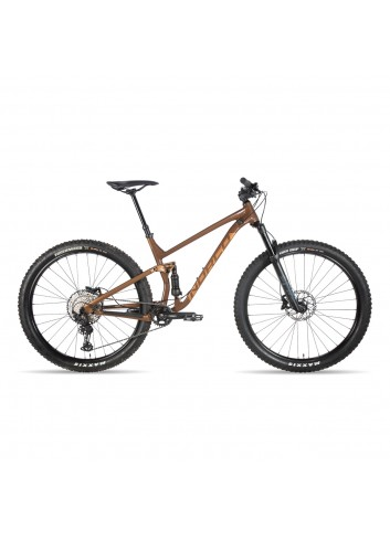 Norco Fluid A9.1 Bike - Brown/Copper_12909