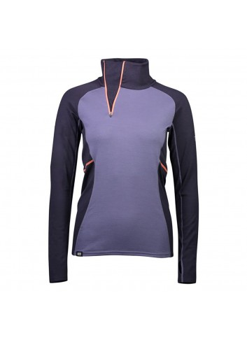 Mons Royale Olympus 3.0 Half Zip Shirt_12919