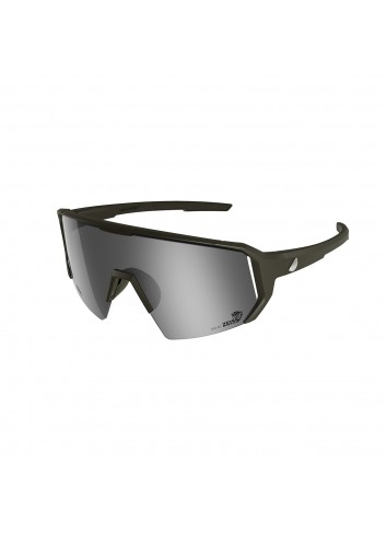 Mellon Alleycat Sunglasses - Black/Silver_12962