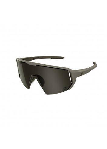 Melon Alleycat Sunglasses - Gray/Smoke_12964