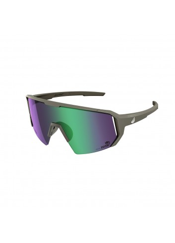 Melon Alleycat Sunglasses - Grey/Violet_12965