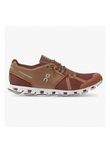 ON Cloud Shoe - Russet/Cacao_12972