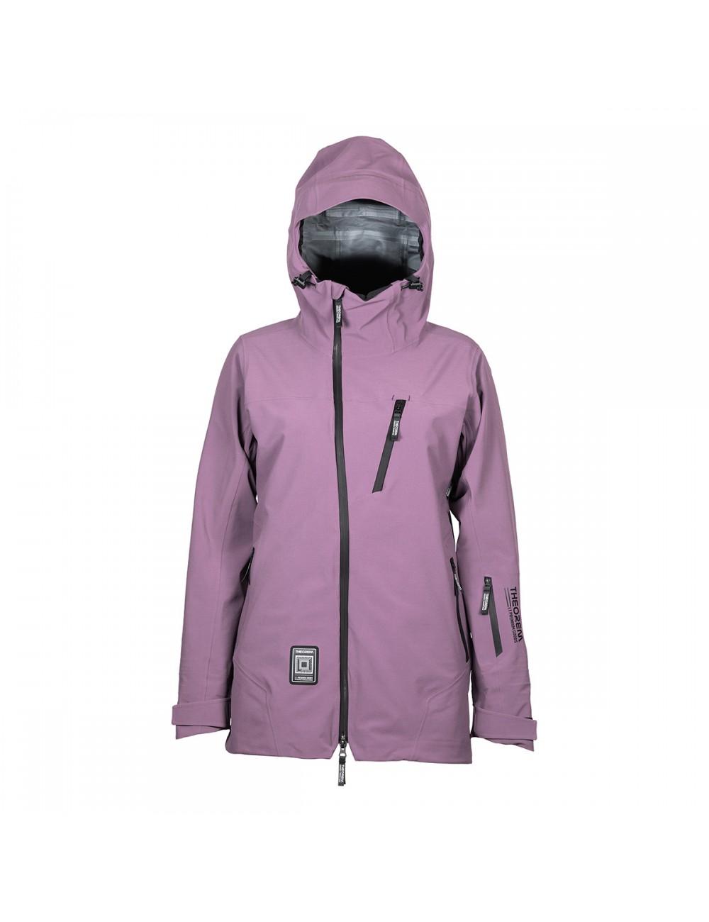 L1 Nightwave Jacket - Lavender_13055