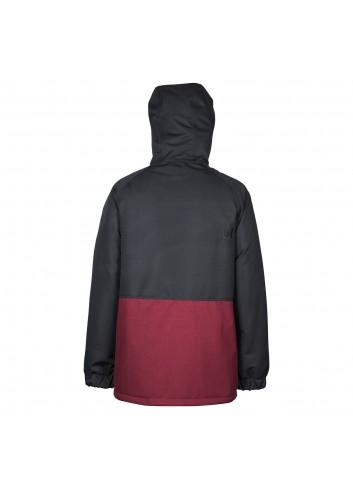 L1 Legacy Jacket - Black/Wine_13093