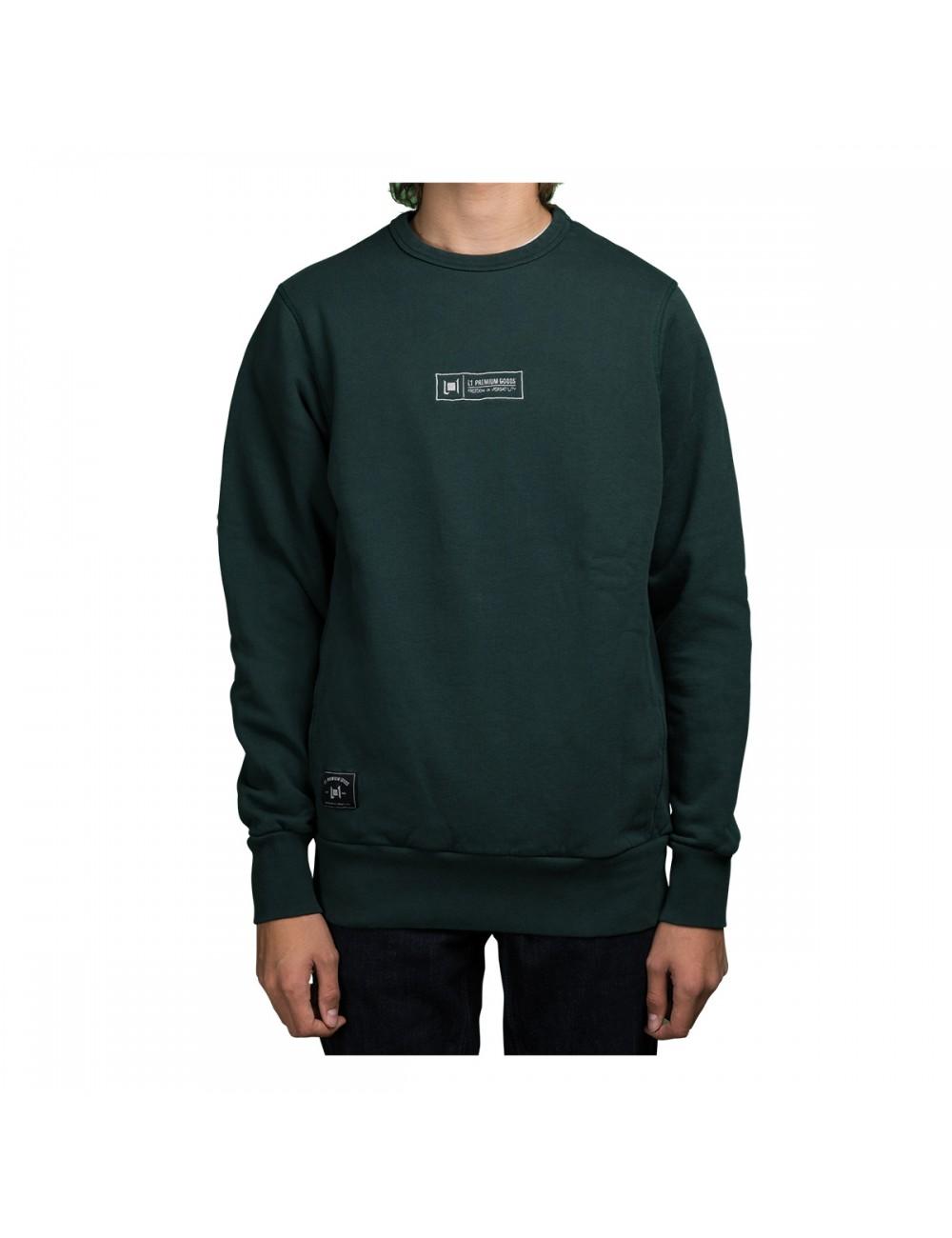 L1 Refine Crew Sweater_13098