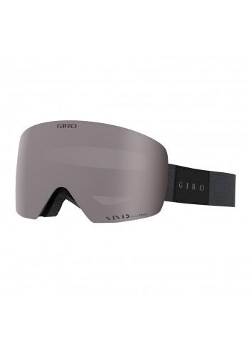 Giro Contour Vivid Goggle - Black Mono_13120
