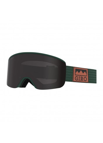 Giro Axis Vivid Goggle - Well Green_13121