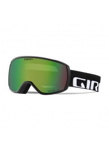 Giro Balance Vivid Goggle - Black Wordmark_13125
