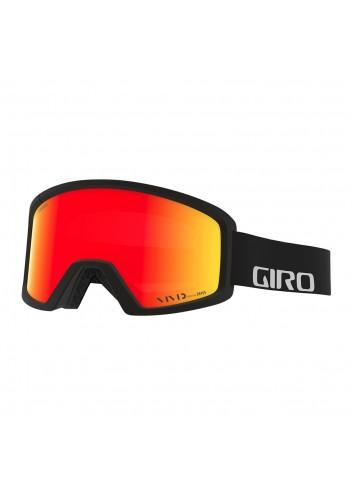 Giro Blok Vivid Goggle - Black Wordmark_13132