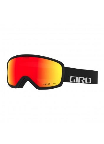 Giro Ringo Vivid Goggle - Black Wordmark_13135