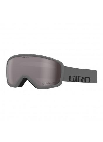 Giro Ringo Vivid Goggle - Grey Wordmark_13136