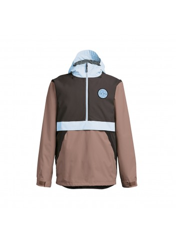 Airblaster Trenchover Jacket - Chocolate_13159