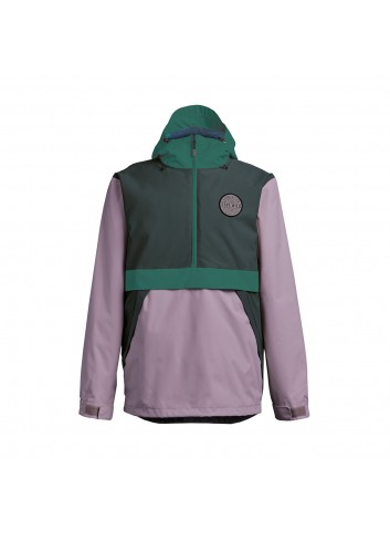 Airblaster Trenchover Jacket - Spruce Lavender_13160