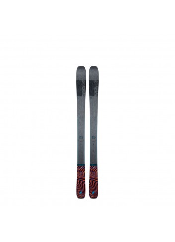 K2 Mindbender 88 Ti Alliance Ski - Black_13185