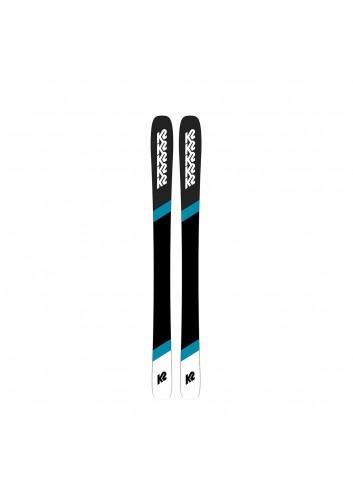 K2 Mindbender 88 Ti Alliance Ski - Black_13186