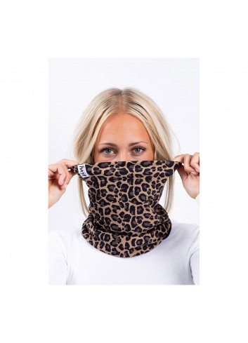 Eyvi Colder Neckwarmer - Leopard_13196