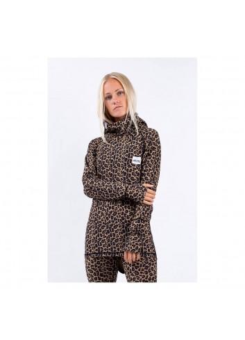 Eivy Icecold Hood Top - Leopard_13201