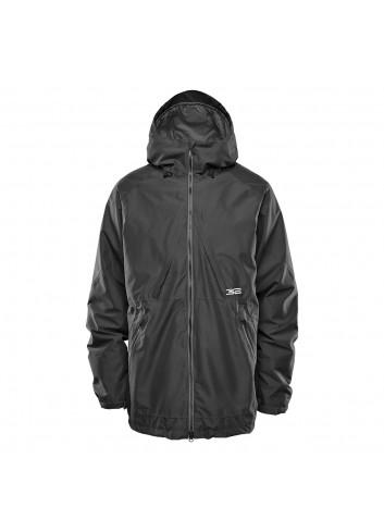 32 Lashed Shell Jacket - Black_13212