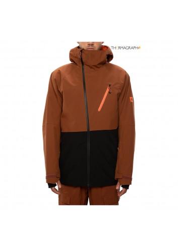 686 Hydra Thermograph Jacket - Clay_13230