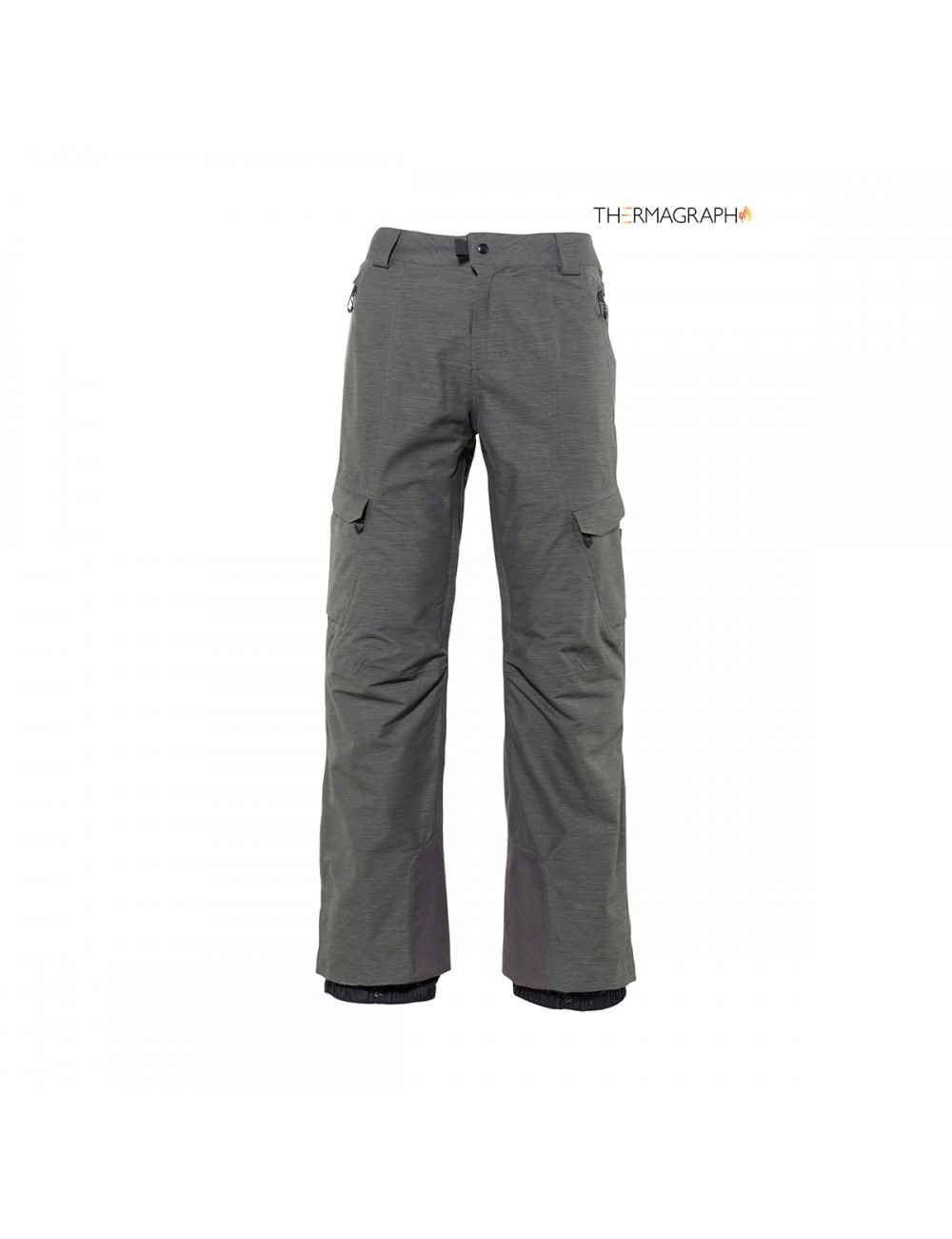 686 Quantum Thermograph Pant - Charcoal/Heather_13233