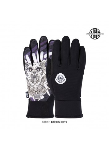 POW All Day Glove - Shred Dog_13257