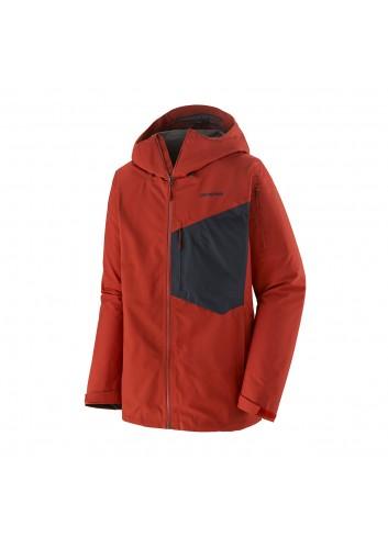 Patagonia Snowdrifter Jacket - Hot Ember_13279