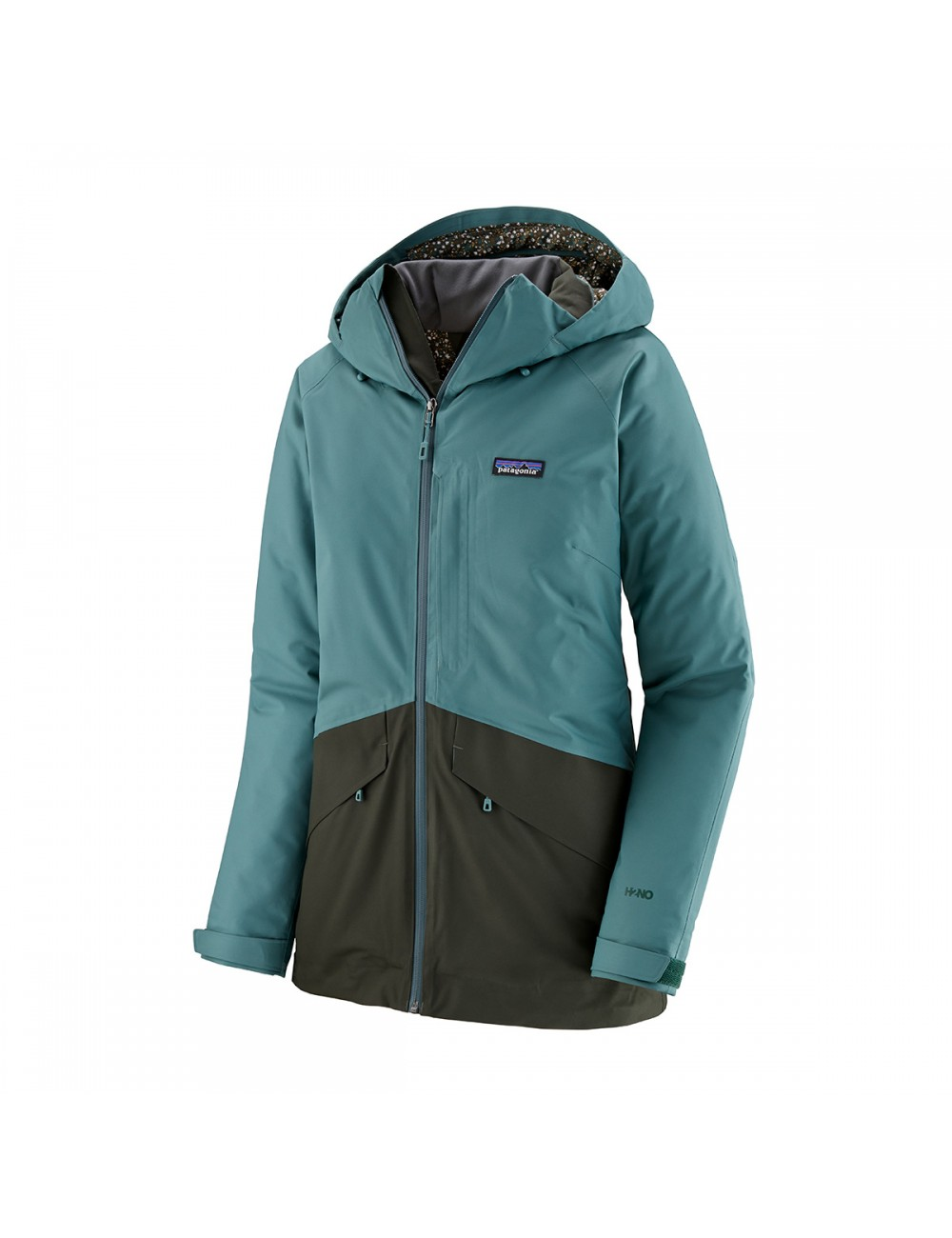 Patagonia Insulated Snowbelle Jacket - Green_13282