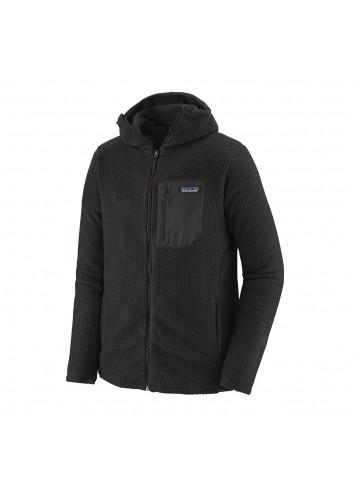 Patagonia R1 Air Full Zip Hoodie - Black_13288
