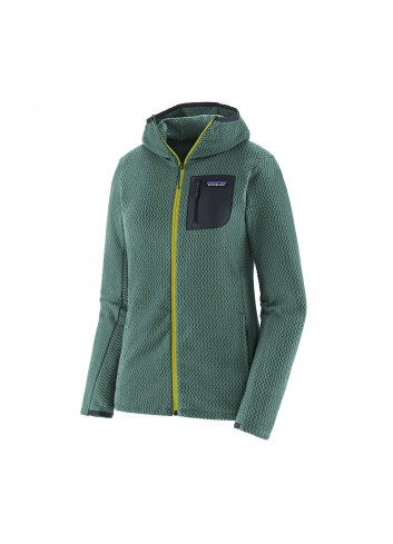 Patagonia R1 Air Full Zip Hoodie - Green_13290