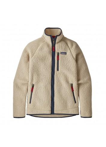 Patagonia Retro Pile Jacket - Khaki_13292