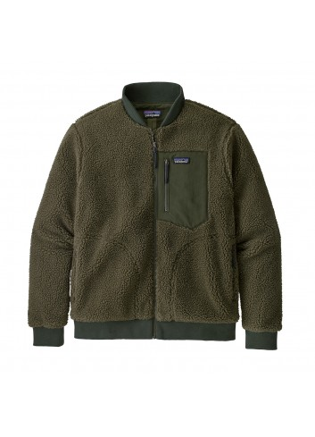 Patagonia Retro-X Bomber Jacket - Green_13293
