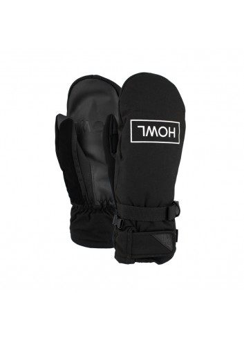 Howl Fairbanks Mitt - Black_13306