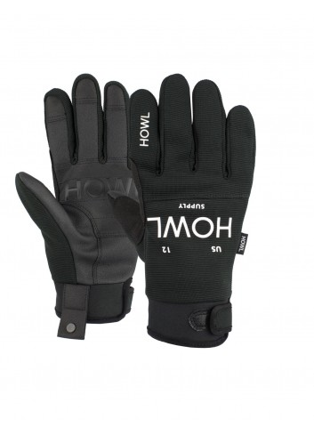 Howl Jeepster Glove - Black_13308