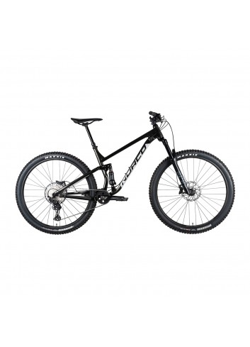 Norco Fluid A7.1 Bike - Black/Silver_13331