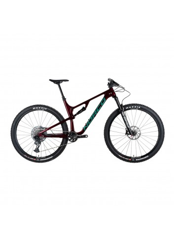Norco Revolver C9.1 120  Bike - Red/Green_13333
