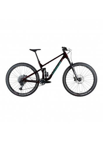 Norco Optic C9.2 Bike - Red/Green_13335