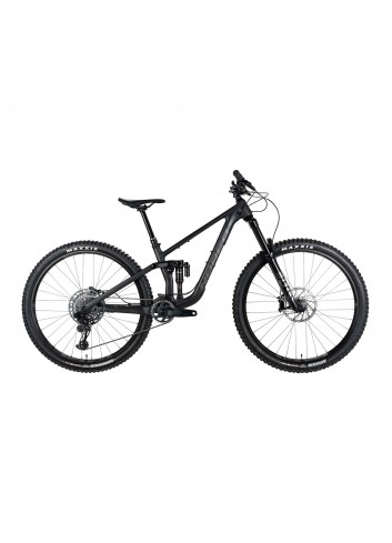 Norco Sight C 7.2 Bike - Matt Charcoal/Brilliant Silver_13337