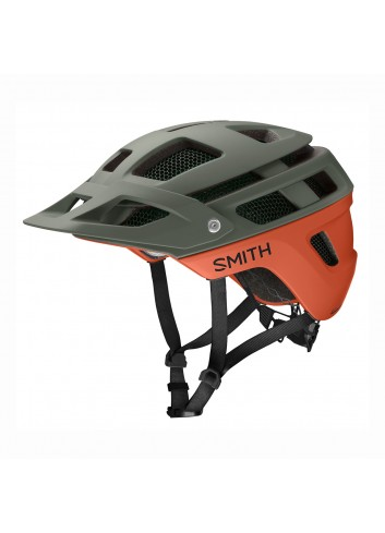 Smith Forefront 2 Mips Helmet - Matte Sage Red_13343
