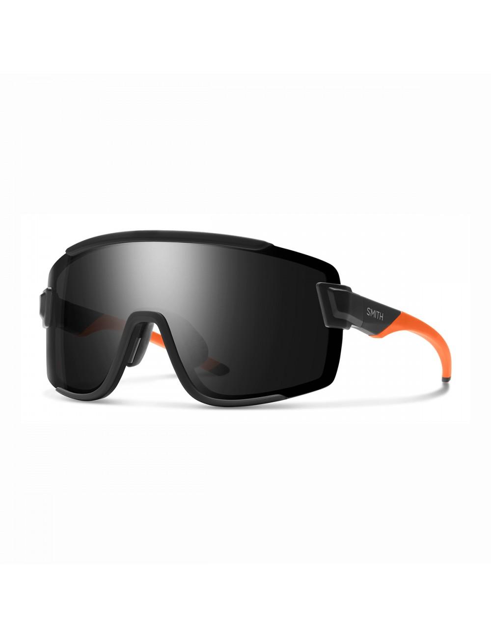 Smith Wildcat Sunglasses - Black Cinder_13354