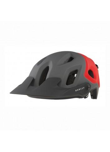 Oakley DRT5 Helmet - Black/Red_13360