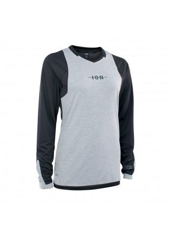 ION Scrub Amp LS Shirt - Black_13406