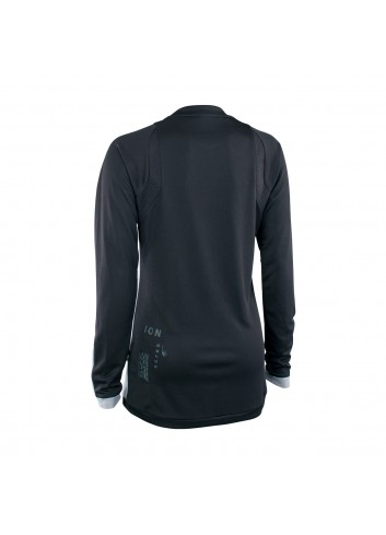 ION Scrub Amp LS Shirt - Black_13407