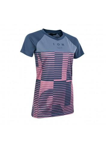 ION Scrub Amp Mesh Shirt - Indigo Dawn_13408